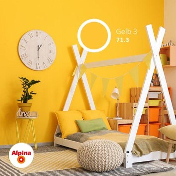 Оттенки желтого: легкие и жизнерадостные