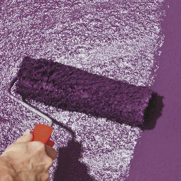 Красить стены в один или два слоя?