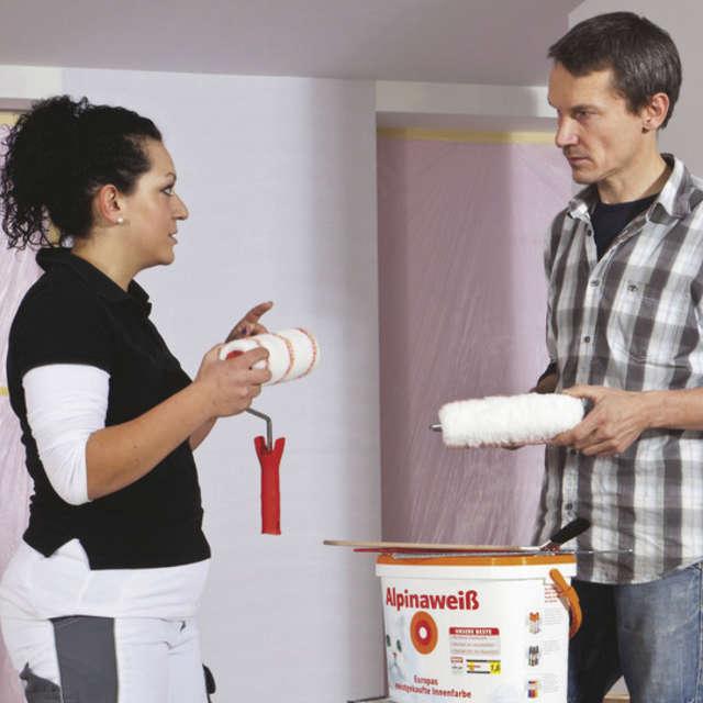 Что следует знать о красках для стен - Краски Alpina