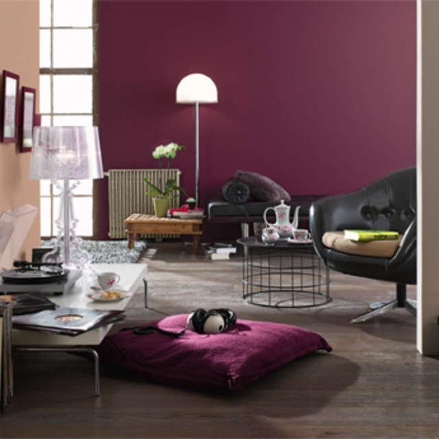 Как цвет меняет архитектуру пространства - Краски Alpina