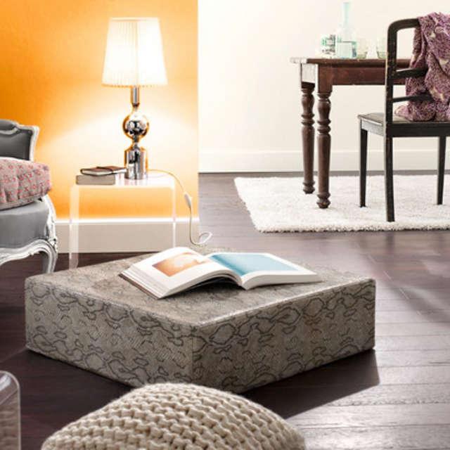 Вдохновение месяца - оттенки оранжевого - Краски Alpina