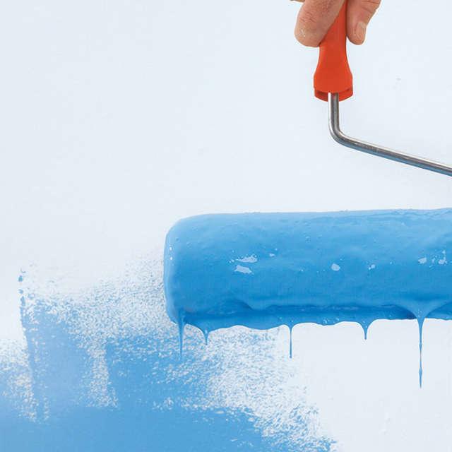 Разница в качестве различных красок для стен - Краски Alpina
