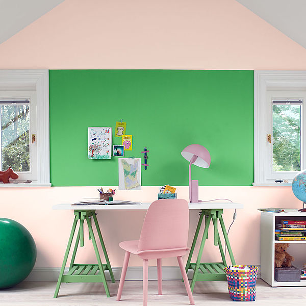 Das ideale Kinderzimmer für Schulkinder gestalten und einrichten