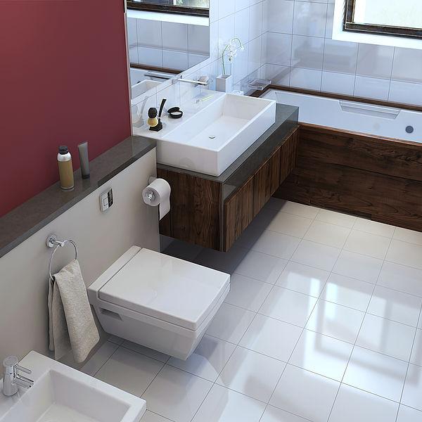 Badezimmer: Wohlfühloase durch passende Farben