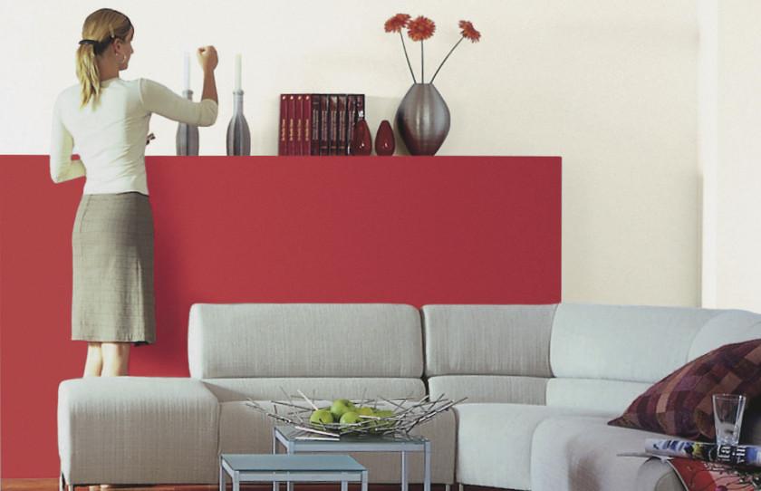 Цветные акценты в белом помещении - 8 цветовых сочетаний для белых стен